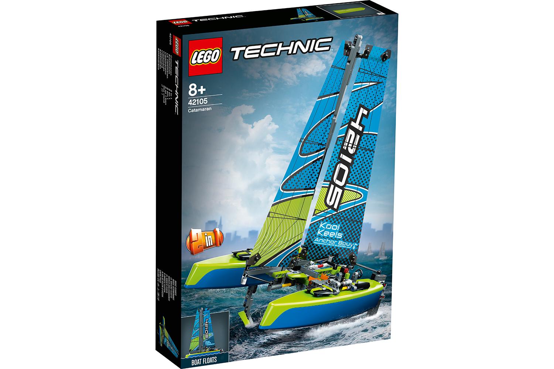 LEGO® Technic Katamaran