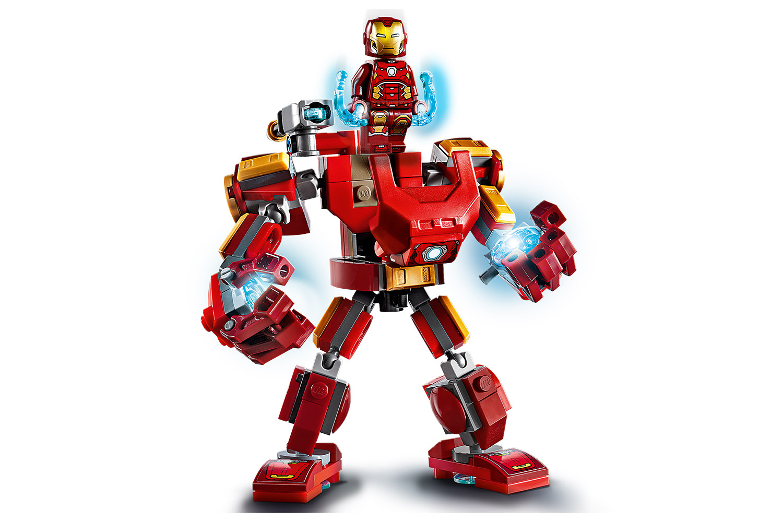 LEGO® Marvel Avengers Iron Man Mech