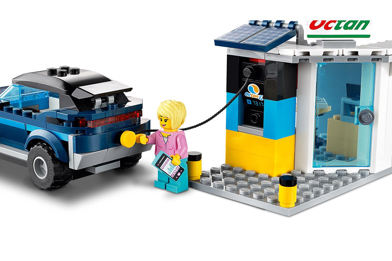 LEGO® City Tankstelle
