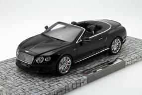 Bentley Continental GT Speed Convertible 2015