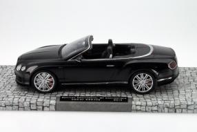 Bentley Continental GT Speed Convertible 2015 in 1:18