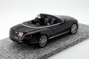 Minichamps Bentley Continental GT Speed Convertible in 1:18