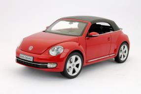 So heißt er laut VW Konfigurator: VW The Beetle Cabriolet 2013