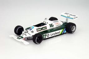 Williams FW07B im Maßstab 1:18 von Spark