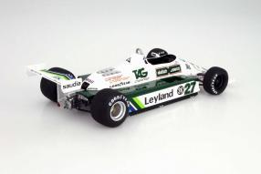 Spark bringt Williams FW07B im Maßstab 1:18