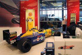 ck-modelcars Partner Shop al Nürburgring GmbH con Colonia FirstTrade