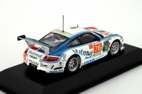 Team IMSA Performance Matmut Porsche 911 GT3 RSR Le Mans 2010