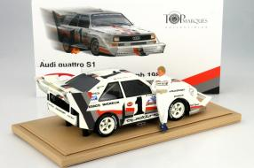 Audi Sport quattro S1 Pikes Peak Maßstab 1:18