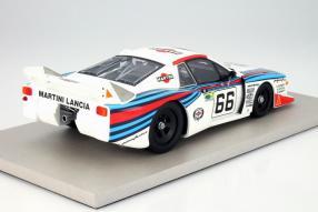 24 Stunden von Le Mans 1981 / Modell des Lancia Beta Montecarlo