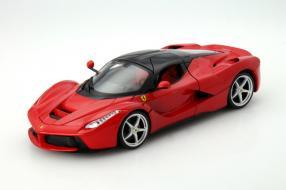Modellauto Ferrari LaFerrari von Bburago in 1:18