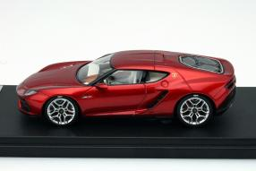 Modellauto Lamborghini Asterion in Efesta-Rot