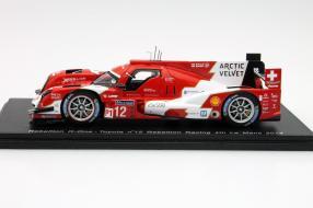 Modell 24 Stunden von Le Mans 2014 Rebellion Toyota 1:43