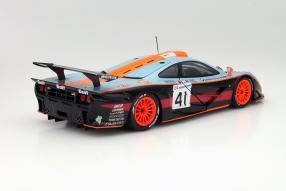 Modell McLaren F1 GTR Minichamps Gulf 1:18