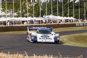 Porsche beim FoS 2014