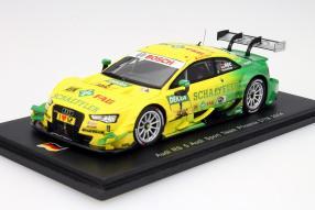 Audi DTM Modellautos 1:43 Spark