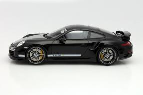 Modellauto Porsche 911 / 991 Turbo S Techart Maßstab 1:18