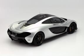 TSM McLaren P1 Nürburgring 2013 im Maßstab 1:12