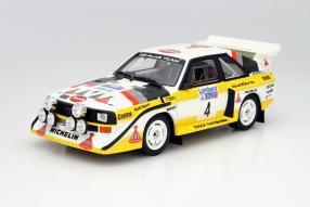 Audi Sport quattro S1 Maßstab 1:18