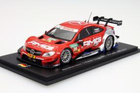 Modellautos Mercedes-Benz DTM 2014 Maßstab 1:43 Petrov