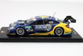 Gary Paffett Modellauto Mercedes-Benz DTM 2014 Maßstab 1:43