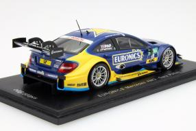 Modellautos Mercedes-Benz DTM 2014 Maßstab 1:43 Paffett