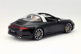 Modell 1:18 Porsche 911 / 991 Targa 4S von ck-modelcars und GT-Spirit