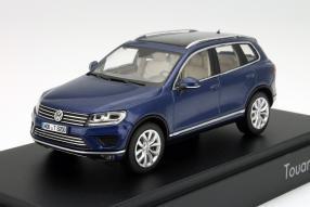 VW Touareg Modellauto Maßstab 1:43