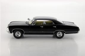 "Modellauto  ""Supernatural"" Chevrolet Impala 1967 im Maßstab 1:18"
