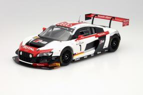 Audi R8 LMS Ultra Winner 24 Stunden Spa 2014 in 1:18