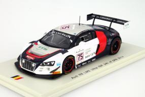 Spark Audi R8 LMS Ultra Winner 24 Stunden Spa 2014 in 1:43