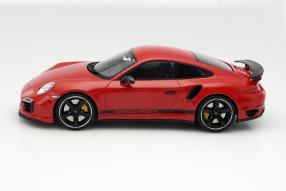 Modellauto  Porsche 911 / 991 Turbo S von GT-Spirit in 1:18