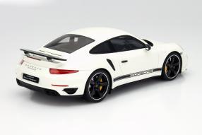 Werbemodell  Porsche 911 / 991 Turbo S von GT-Spirit in 1:18