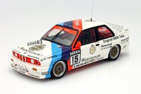 BMW M3 DTM 1989 Minichamps Maßstab 1:18