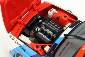 model car BMW M3 DTM 1989 Minichamps scale 1:18