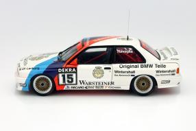 ck modelcars exklusiv BMW M3 DTM 1989 Minichamps Maßstab 1:18