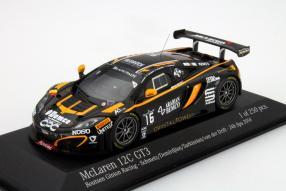 McLaren MP4-12C Spa 2014 von Minichamps in 1:43