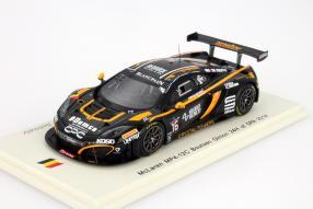 McLaren MP4-12C Spa 2014 von Spark in 1:43