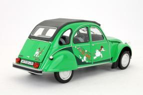 Citroën 2CV Modell Sausss-Ente Norev 1:18