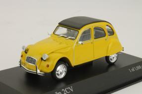 Citroën 2CV Modellauto Minichamps Maßstab 1:43