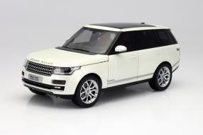 Range Rover Modellauto Maßstab 1:18