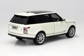 Welly Range Rover Modellauto Maßstab 1:18