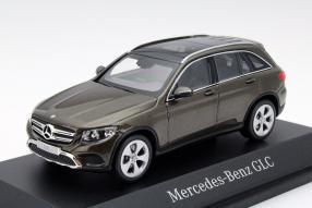 Neuer Mercedes-Benz GLC im Maßstab 1:43