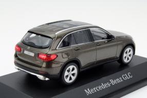 Modellauto neuer Mercedes GLC in 1:43