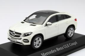 Mercedes-Benz GLE Coupé in 1:43
