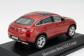 Neues Mercedes-Benz GLE Coupé in 1:43
