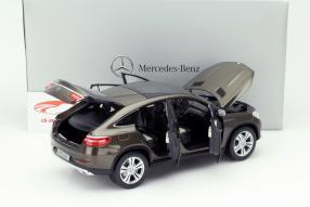 Norev Mercedes-Benz GLE Coupé im Maßstab 1:18