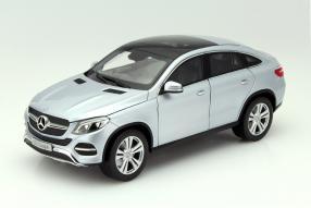 Modellauto Mercedes-Benz GLE Coupé in 1:18