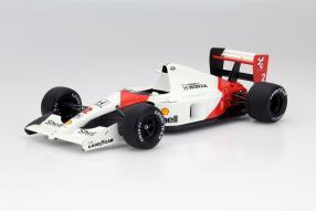 McLaren MP4/6 Formel 1 1991 Maßstab 1:18