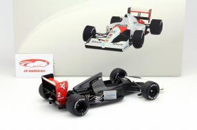 Modellauto McLaren MP4/6 Formel 1 1991 Maßstab 1:18