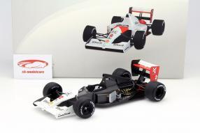 Modell McLaren MP4/6 Formel 1 1991 Maßstab 1:18